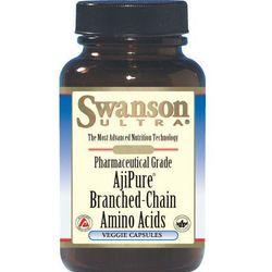 AjiPure BCAA 90 kapsułek - produkt z kategorii- Odżywki zwiększające masę