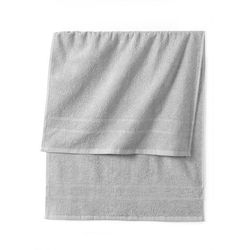 "Bonprix Ręczniki ""deluxe"" szary"