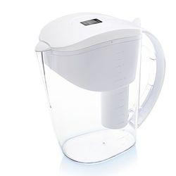 Dzbanek filtrujący AquaClassic Wessper WES025-WH biały 3,5L + filtr w zestawie