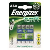 Energizer  powerplus 4x700mah (639483) darmowy odbiór w 20 miastach! (7638900394832)