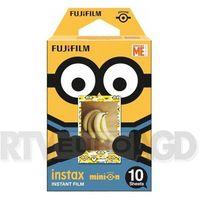 Fujifilm  instax mini minionki dmf standard 10 szt. - produkt w magazynie - szybka wysyłka! (4547410353808)