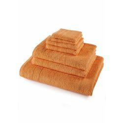 Bonprix Komplet ręczników premium (7 części) terakota