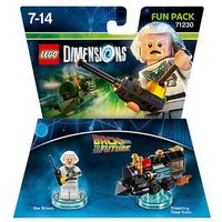 LEGO DIMENSIONS FUN PACK DOC BROWN 71230