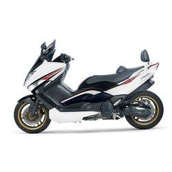 Zestaw naklejek PUIG do Yamaha T-Max 500 08-11 (czarne)