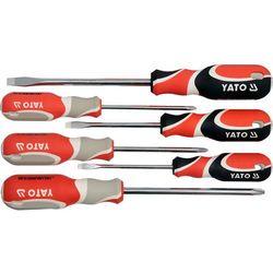 zestaw wkrętaków svcm55 6 szt marki Yato