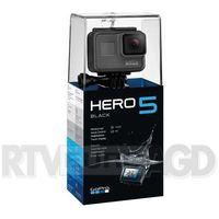 Kamera sportowa GoPro HERO5 Black z kategorii Kamery sportowe
