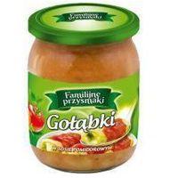 Hp Gołąbki w sosie pomidorowym familijne przysmaki 500g (5901002003806)
