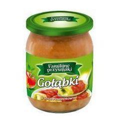 Gołąbki w sosie pomidorowym Familijne przysmaki 500g - produkt z kategorii- Dania gotowe