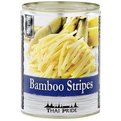 Pędy bambusa paski 565 g Thai Pride (warzywo, owoc)