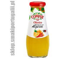 Portugalski nektar z pomarańczy z algarve 200 ml  marki Compal