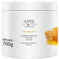 Apis  sweet honey body cukrowy peeling do ciała z miodem (52935)