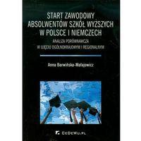 Start zawodowy absolwentów szkół wyższych w Polsce i Niemczech (2013)