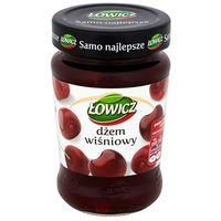 Dżem wiśniowy niskosłodzony 280 g Łowicz (5900397006546)