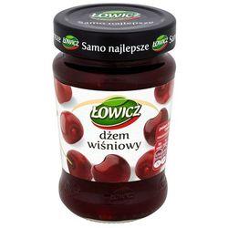 Łowicz Dżem wiśniowy niskosłodzony 280 g, kup u jednego z partnerów