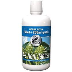 A-Z Noni Tahitan 750 ml + 200 ml gratis (Pozostałe leki i suplementy)