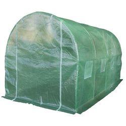 Tunel ogrodniczy foliowy SZKLARNIA 8m2 - produkt z kategorii- Szklarnie