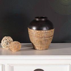 wazon kendi wys. 25cm, 20x20x25cm marki Dekoria