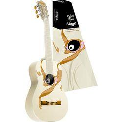 Stagg C-505-Monkey - gitara klasyczna 1/4 z kategorii Gitary klasyczne