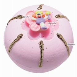 Bomb cosmetics  - urban princess - musująca kula do kąpieli - miejska księżniczka