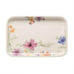 Villeroy & boch - mariefleur basic baking dishes prostokątny półmisek/pokrywka do zapiekania wymiary: 32 x 22 cm