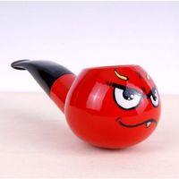 Fajka Talamona Red Look by Paolo Croci Briar Italy