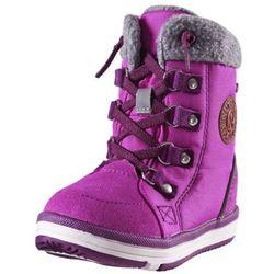 Buty zimowe REIMA ReimaTec FREDDO różowe - bez rzepów, na suwak z kategorii Pozostała moda i styl