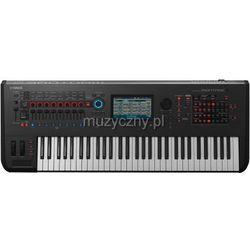 Yamaha Montage6 syntezator z kategorii Keyboardy i syntezatory