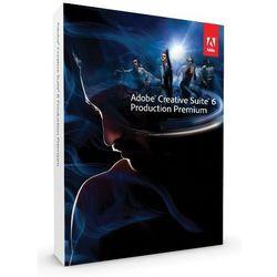 ADOBE CS6 Production Premium v.6 MAC - sprawdź w wybranym sklepie
