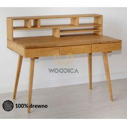 Biurko/sekretarzyk dębowy 03 marki Woodica