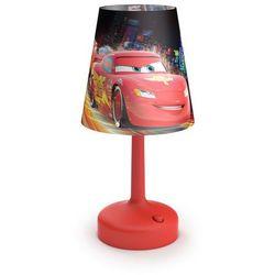 Philips 71796/32/16 - Lampa stołowa dla dzieci DISNEY CARS LED/0,6W/3xAA (8718696130544)