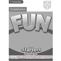 Fun for Starters (2nd Edition) Teacher's Book (książka nauczyciela) (2007)