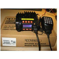 mt-270m dual band radiotelefon przewoźny wyprodukowany przez Moonraker