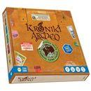 Zielona sowa Gra kroniki archeo. dookoła świata + zakładka do książki gratis (5901761114836)