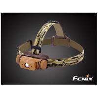 Fenix Latarka diodowa  hl60r piaskowa - czołówka
