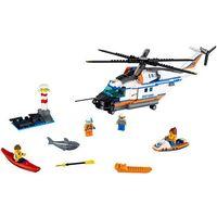 Lego CITY Helikopter ratunkowy 60166
