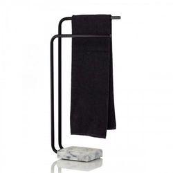 wieszak na ręczniki, 27,5x17,5x82 cm