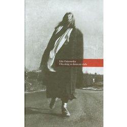 Oto stoję w deszczu ciała, książka w oprawie twardej