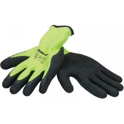 Rękawice robocze DEDRA BH1007R09 Czarny (rozmiar L)