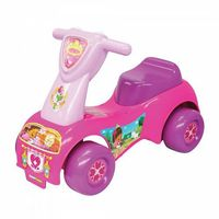 - mój pierwszy jeździk księżniczki - 1038371 marki Fisher price