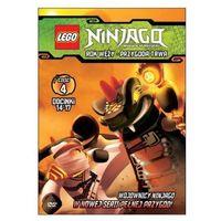 Galapagos films Lego ninjago. rok węży. przygoda trwa, część 4  7321997610069 (7321997610069)