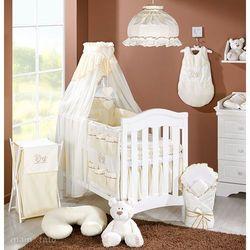 MAMO-TATO Lampa wisząca Wesołe zajączki ecru z kategorii oświetlenie dla dzieci