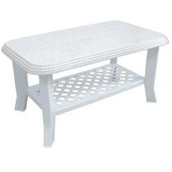 MEGA PLAST stół MP660 CLUB, biały, kolor biały