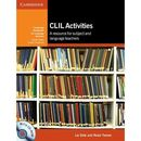CLIL Activities Plus CD-ROM Cambridge Handbooks For Language Teachers, oprawa miękka