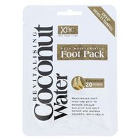 Xpel Coconut Water Deep Moisturising Foot Pack krem do stóp 1 szt dla kobiet (5060120166616)