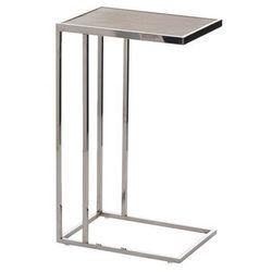 Dekoria stolik pomocniczy eve wys. 60cm, 36 × 26 × 60 cm