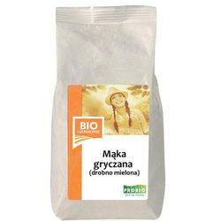 Bezglutenowa mąka gryczana bio 500g bioharmonie od producenta Bio harmonie