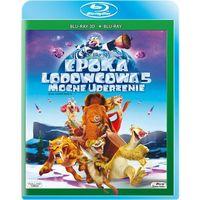 Epoka lodowcowa 5. Mocne uderzenie 3D (Blu-ray) - Mike Thurmeier, Galen T. Chu (5903570072420)