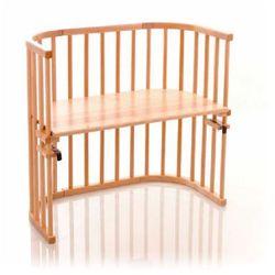 TOBI Babybay original Łóżeczko dostawne z drewna bukowego natura, kup u jednego z partnerów