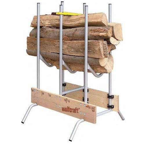 WOLFCRAFT Stojak do cięcia drewna opałpwego 5121000 (WF5121000) z kategorii pozostałe narzędzia elektryczne