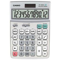 CASIO Kalkulator biurowy DF-120ECO